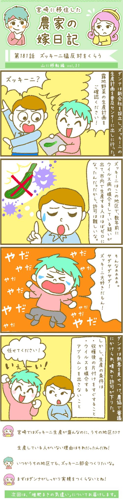 漫画第181話