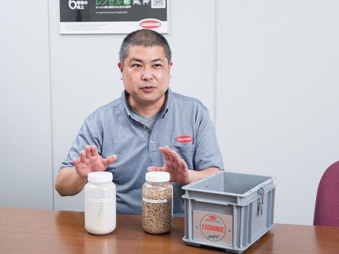 繊維消化率を高めて乳量・増体をさらに後押し!ルーメン用の生きた酵母とは?