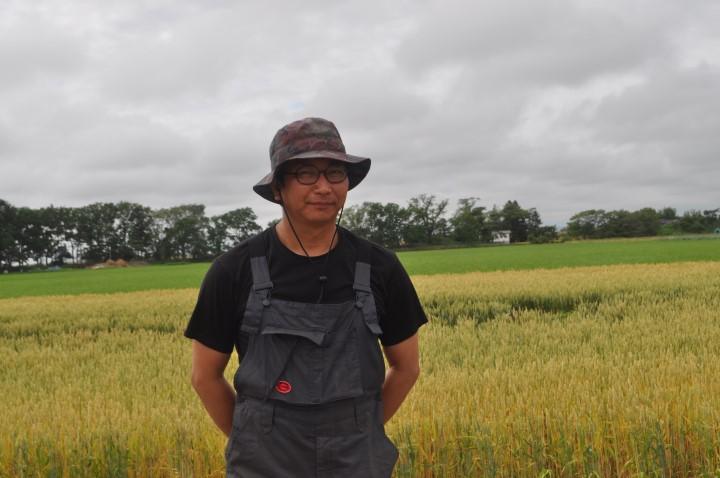 ICT農業最先端道下さんプロフィール写真