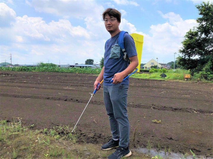 有機から慣行へ栽培方法の転換、農業を仕事として成り立たせる戦略