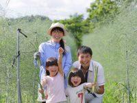 【脱!薄利多売】福島県喜多方市のアスパラガス農家に聞く農業の可能性。元エンジニアが選んだ「就農&移住」の先にあった家族との時間