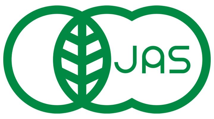 有機JAS認証のマーク