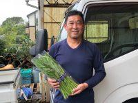 会社員の経験が武器、「未来のメジャー作物」を見つける営農作戦