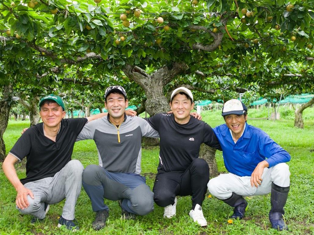 果樹で就農を目指すなら豊田市へ。経験ゼロから桃梨農家になれる~第4期生募集がスタートします~