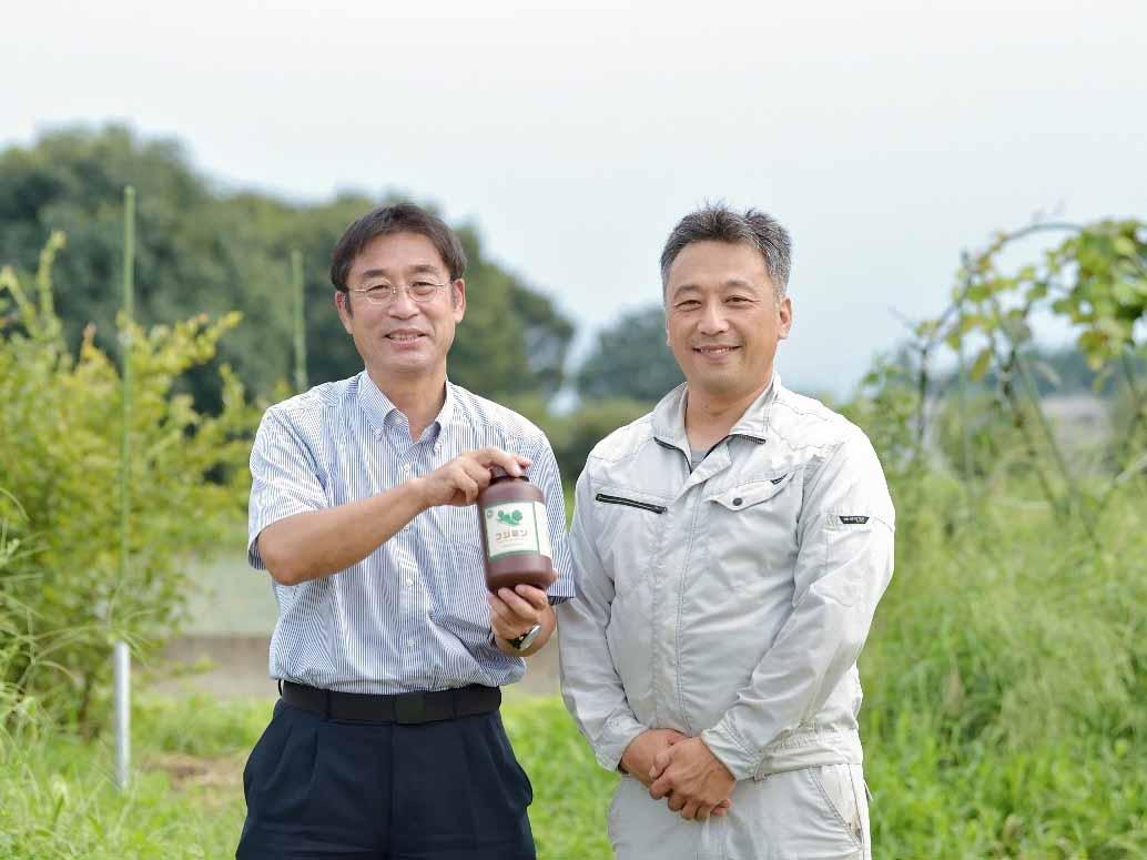 日本の土壌はいじりすぎ? 今あるポテンシャルを生かす植物活性剤「フジミン®」の実力とは?