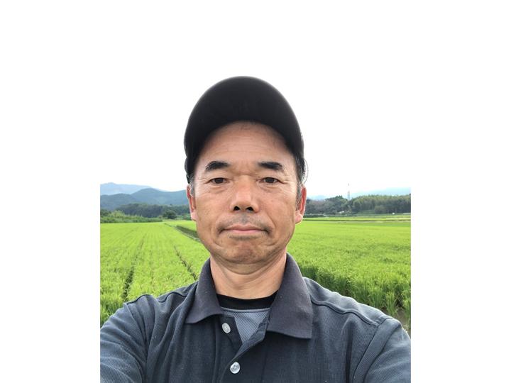 あらけ農園 代表の荒毛正浩さん