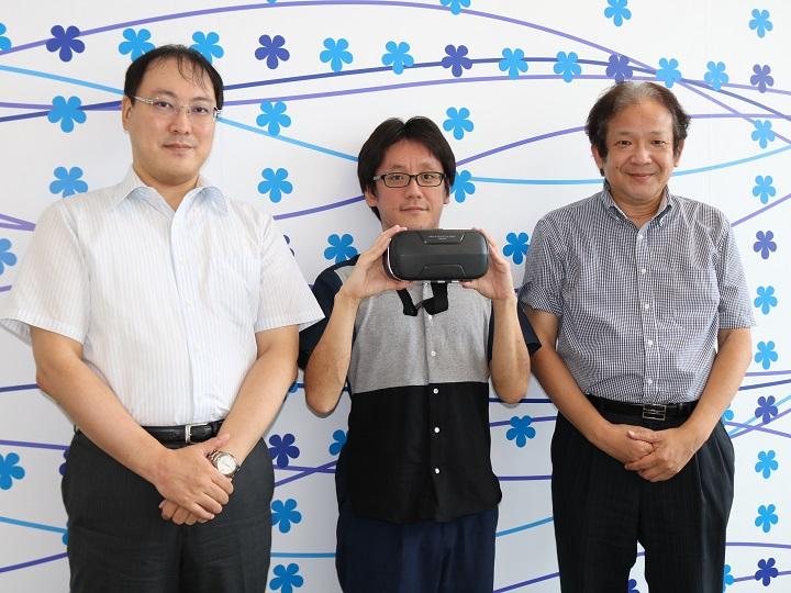 NTTテクノクロスのメンバー