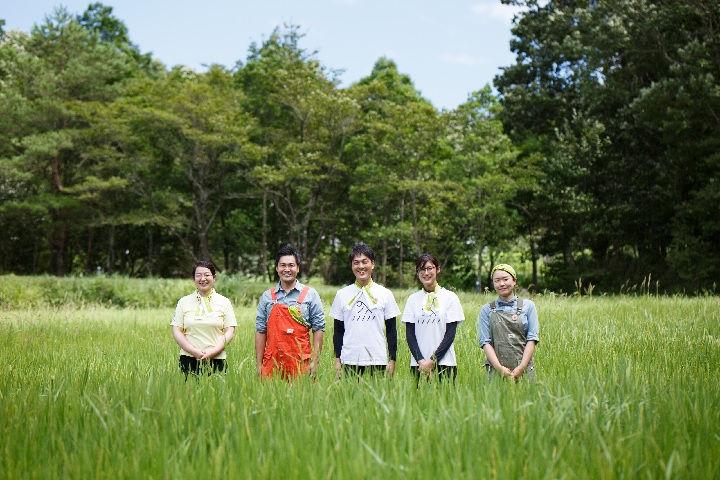 【リゾナーレ那須】お米の学校記念写真