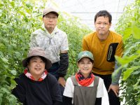 農業で夢をかなえたい!異業種から参入した4人の自立就農奮闘記