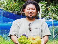 熊本で豪雨とコロナ禍に向き合う。ドレッドヘアでフルーツを作るレゲエ農家